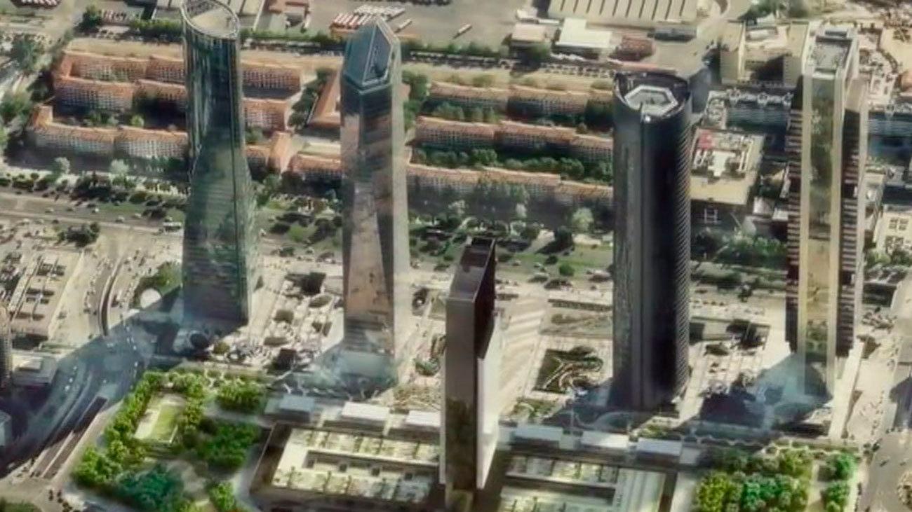 Las cinco torres
