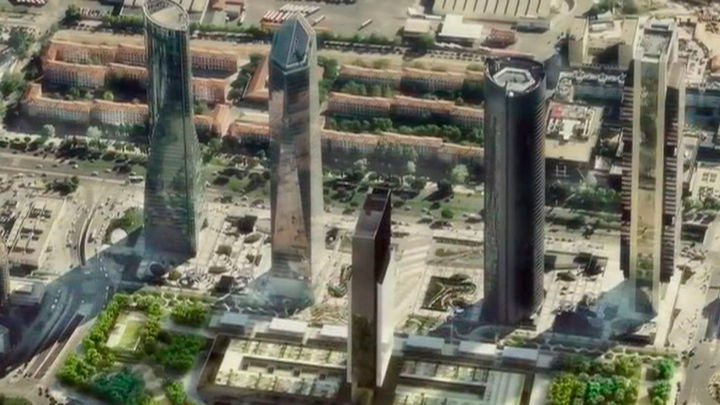 Madrid en obras, también en 2020