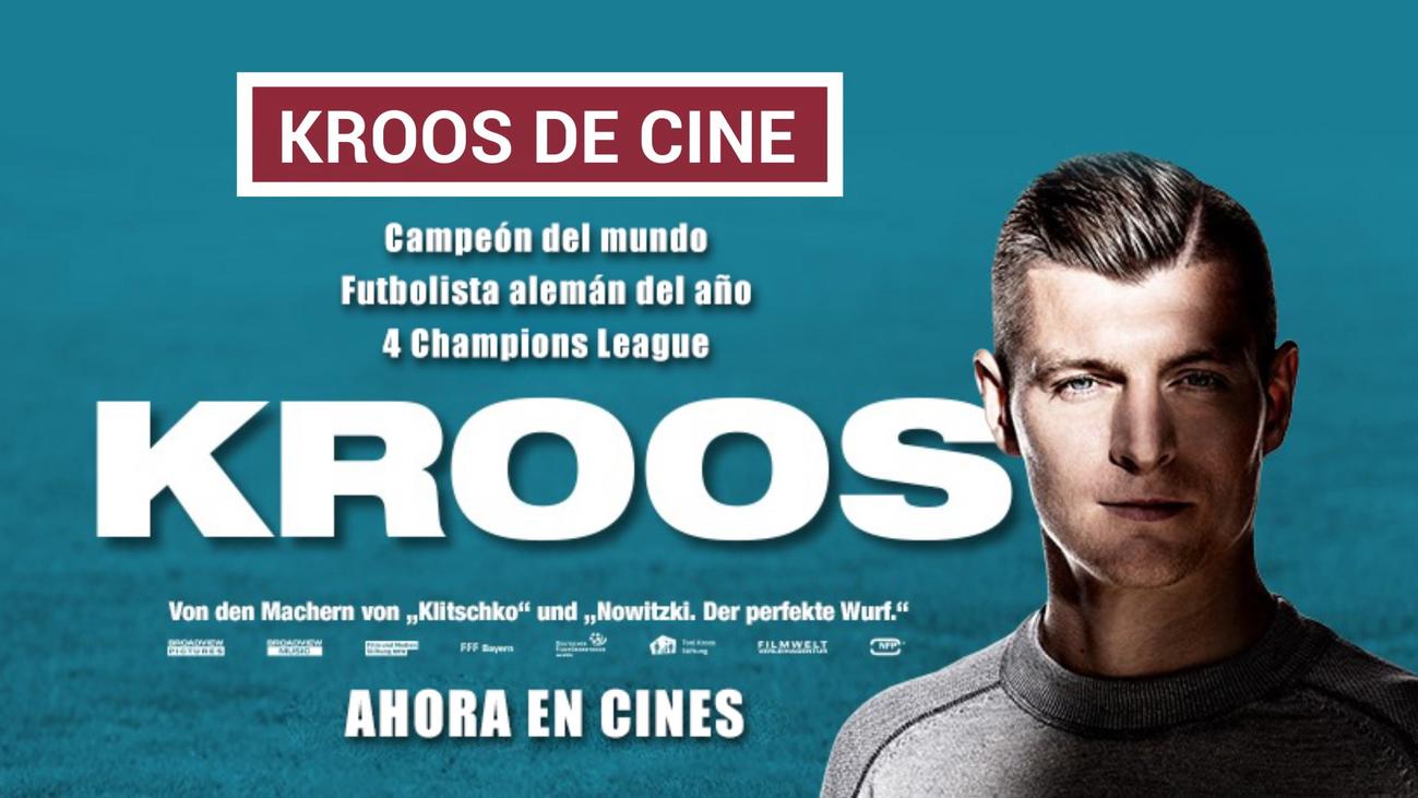 Kroos cuenta todos sus secretos en un documental