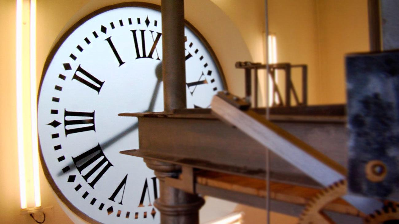 El reloj de Sol está a punto para recibir a 2020