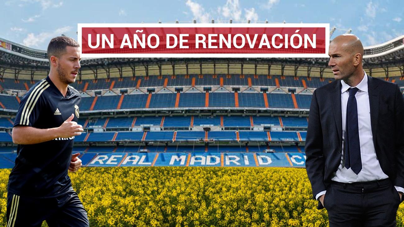El Real Madrid sí responde en el campo