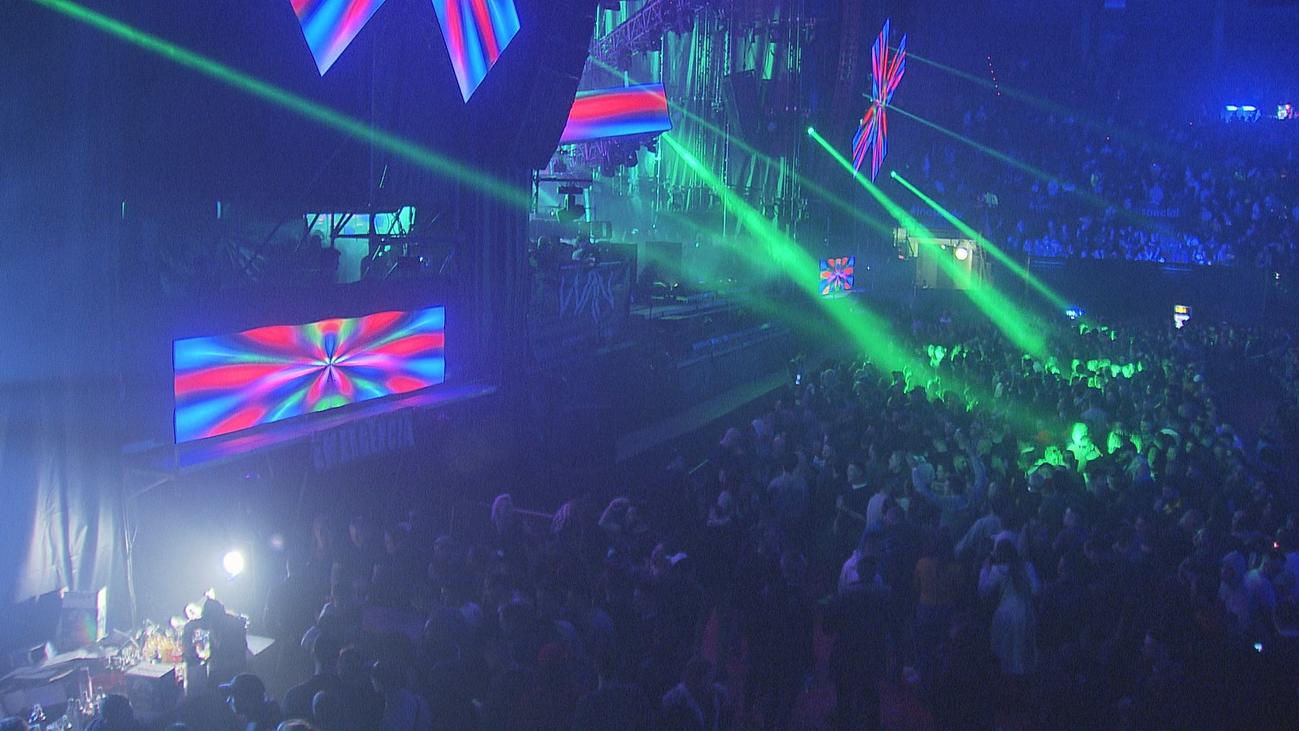 La Cubierta de Leganés celebra el Año Nuevo con doce horas de música electrónica