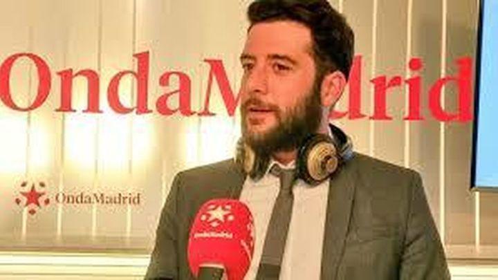 """César Zafra: """"Hay margen de maniobra para un pacto entre los partidos de la Asamblea de Madrid"""""""