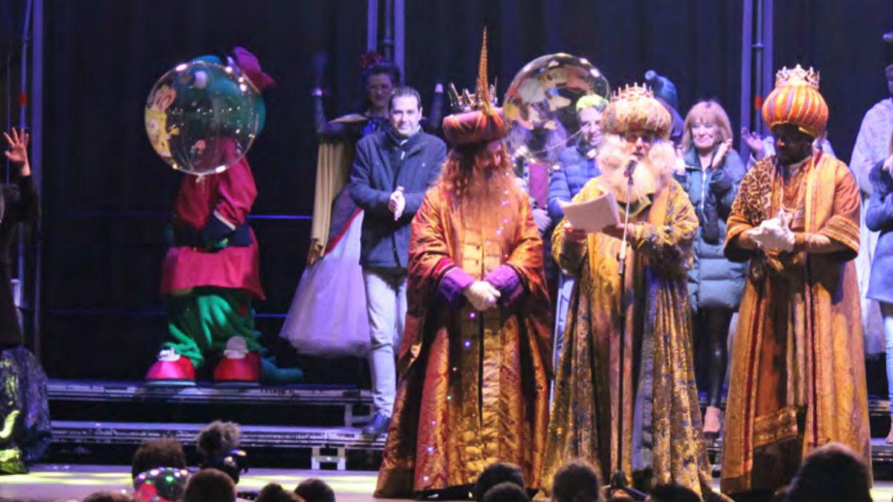 Reyes Magos, en Fuenlabrada
