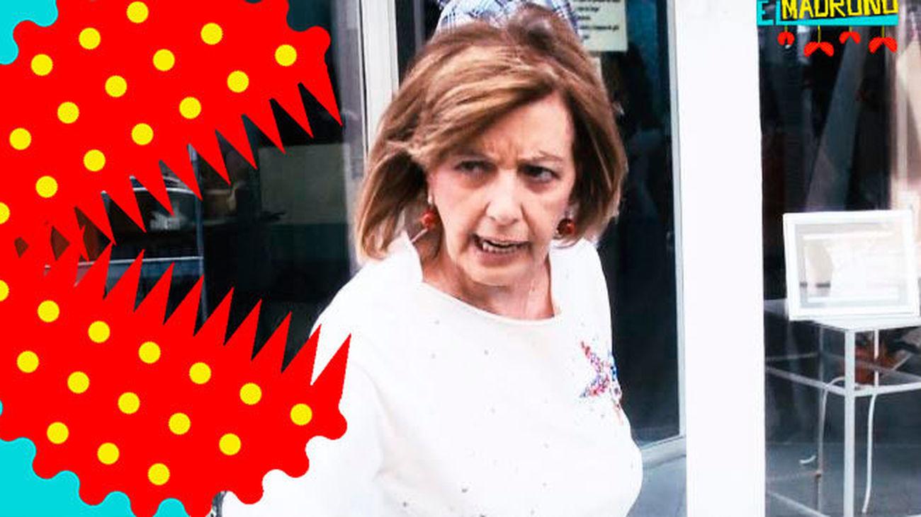 Primeras imágenes de María Teresa Campos tras confirmarse su ruptura con Edmundo Arrocet
