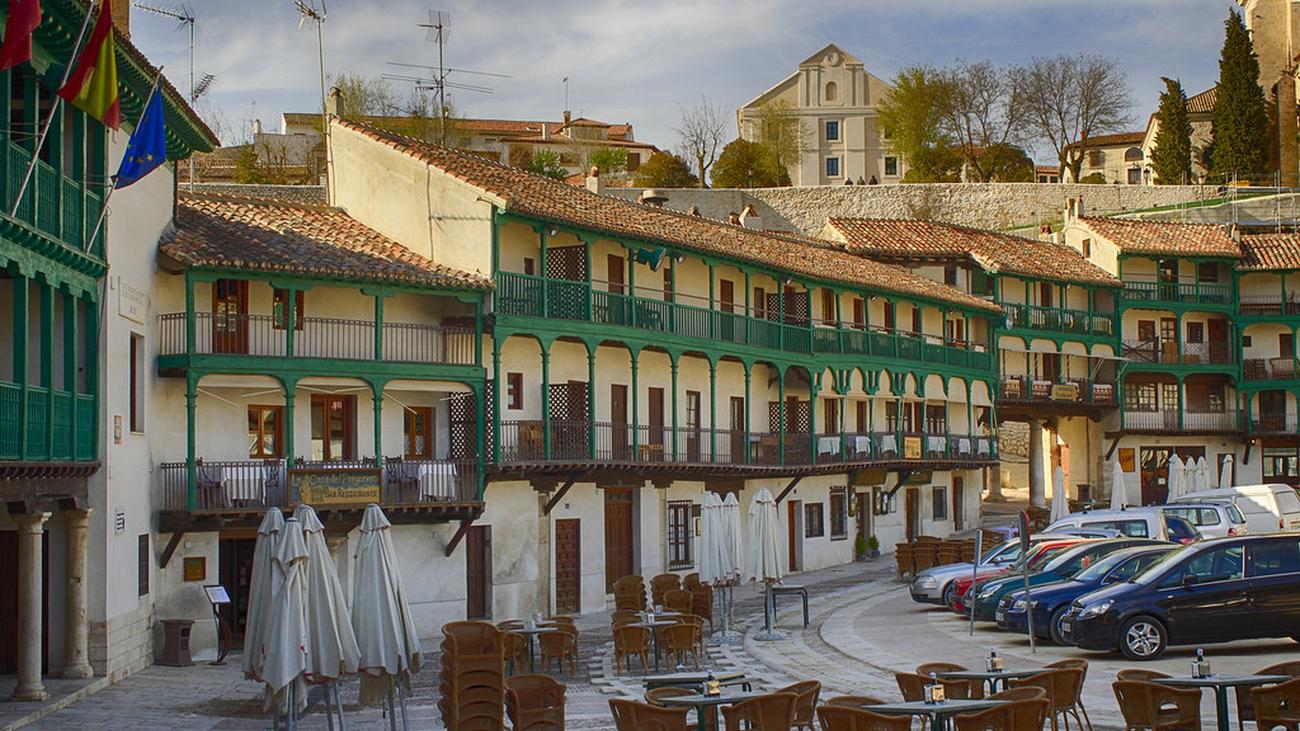 Recorremos Chinchón, uno de los lugares más pintorescos de Madrid