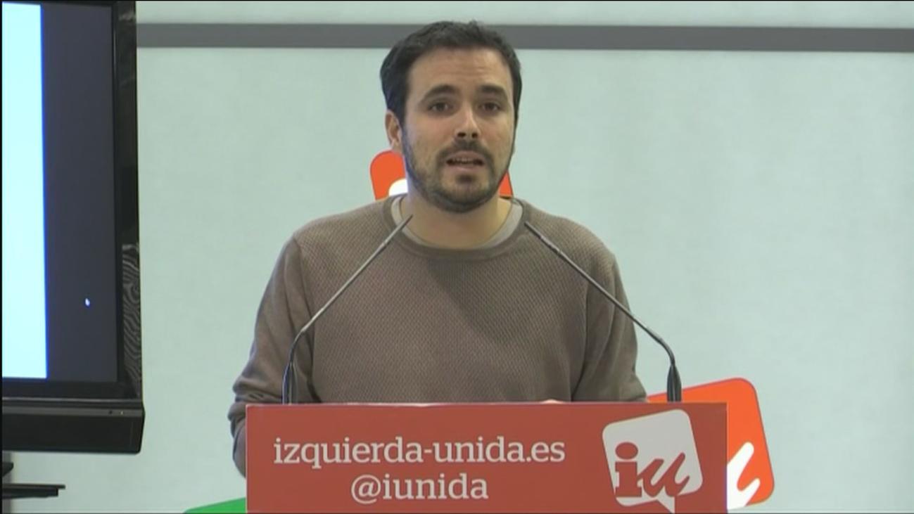 Alberto Garzón ocuparía una nueva cartera de Economía Social