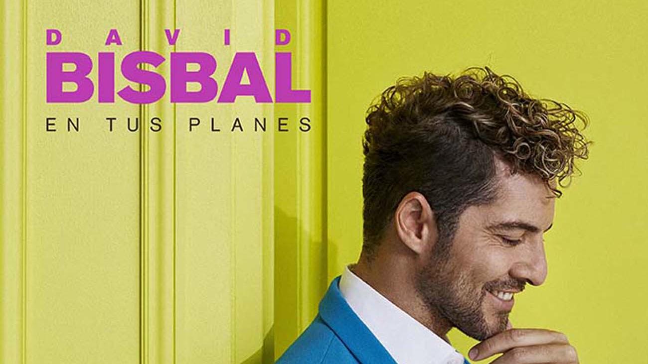 """David Bisbal presenta 'En tus planes',  su disco """"más variado"""""""