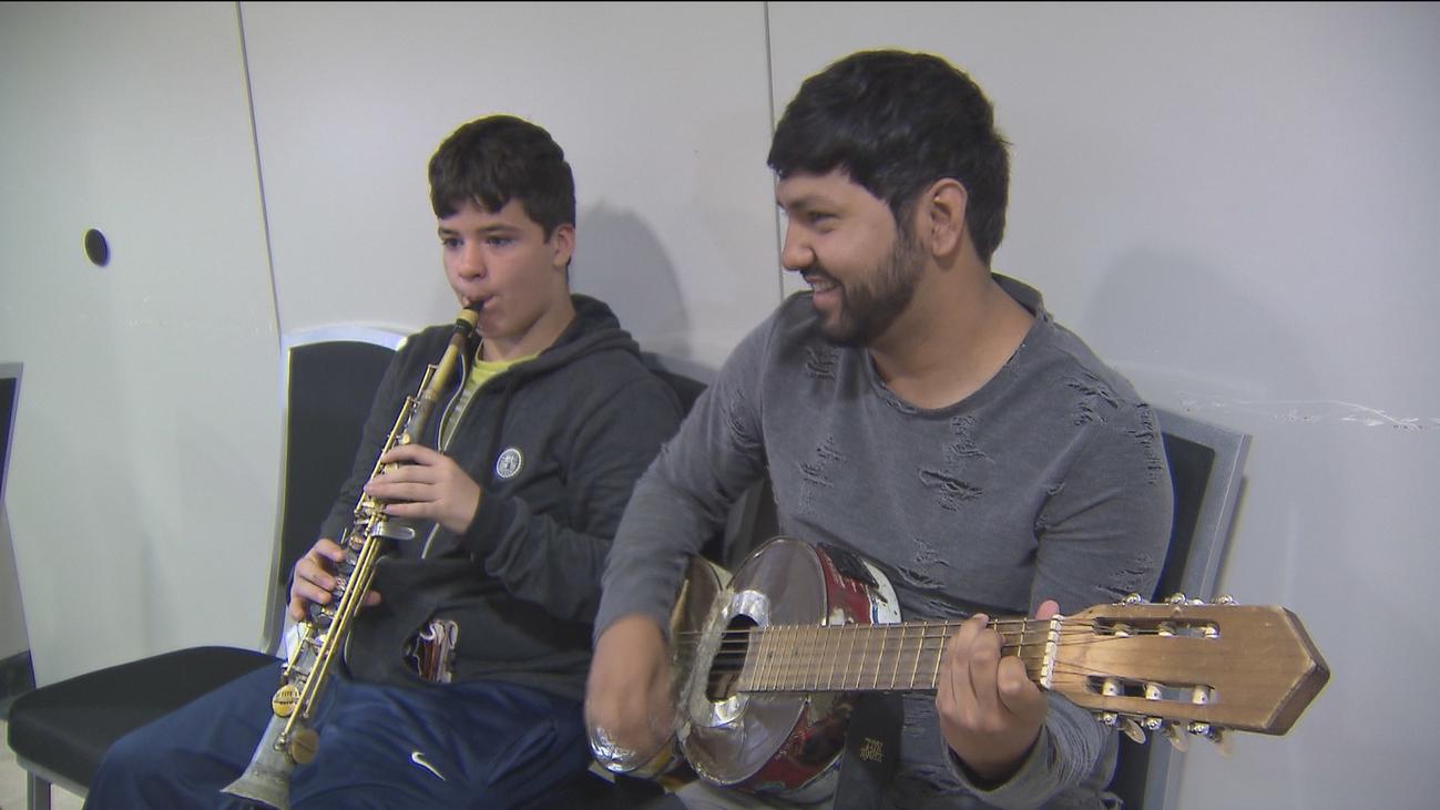 La Orquesta de Instrumentos Reciclados de Cateura vuelve al Teatro Real