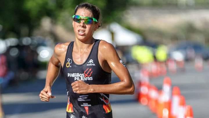 """Paula Godino, triatleta: """"Mi objetivo es ir a por el oro en Tokio"""""""