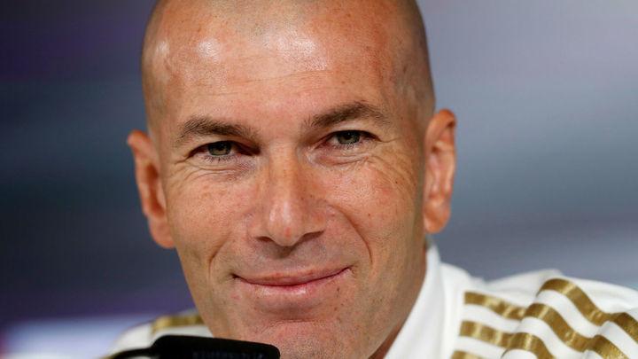"""Zidane: """"No sería un fracaso no ganar títulos, sería un fracaso no intentarlo"""""""