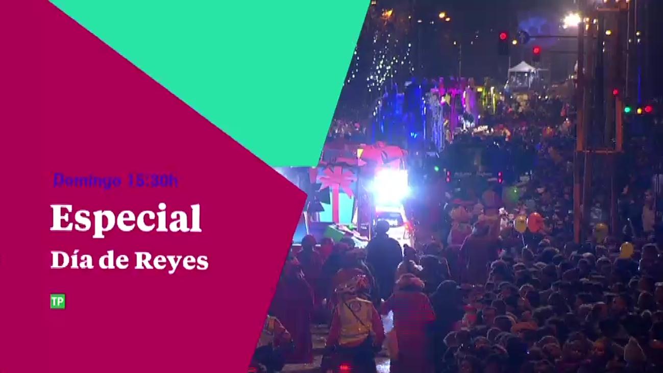 Vive en Telemadrid la Cabalgata de Reyes de Madrid