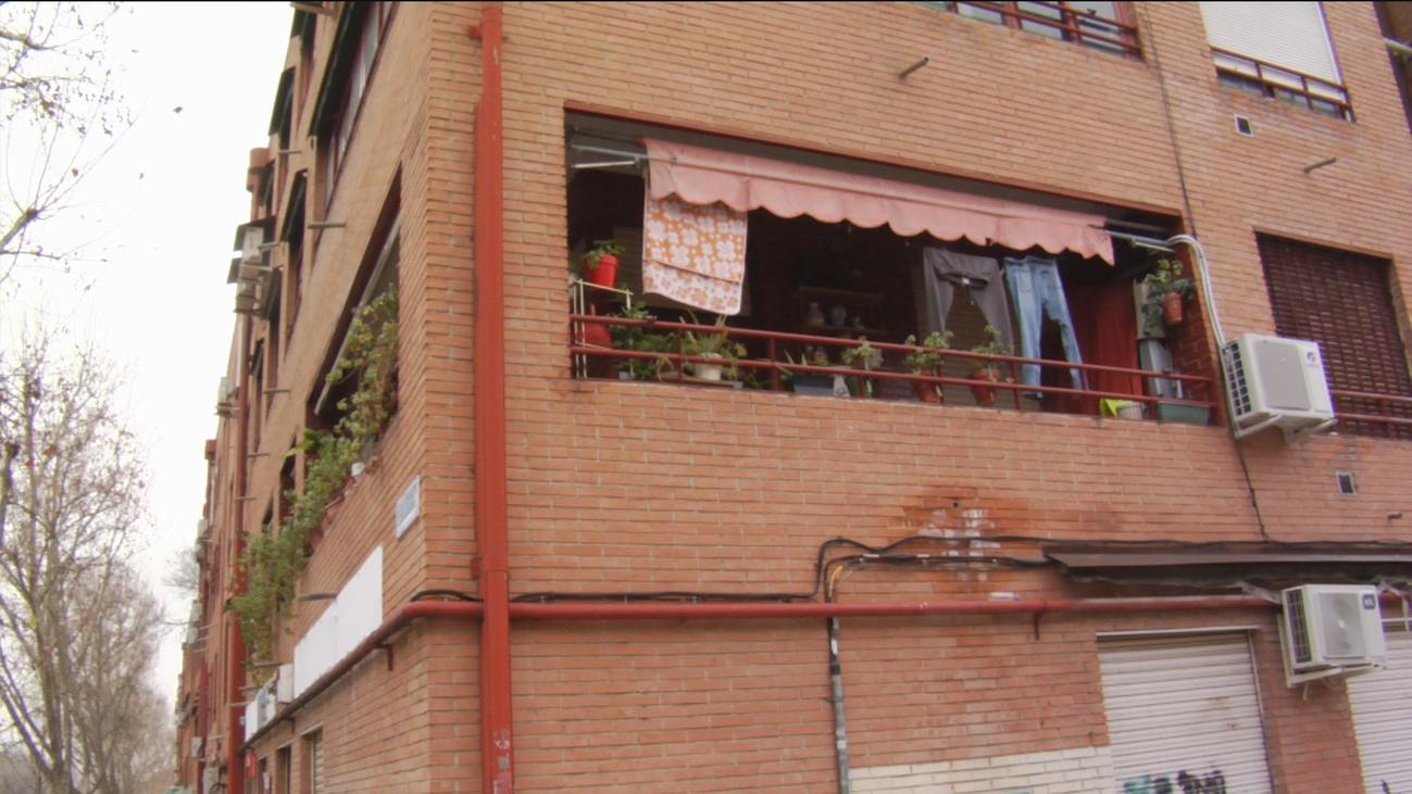 """Una de las heridas en la reyerta de Vallecas: """"Estamos vivos de milagro"""""""