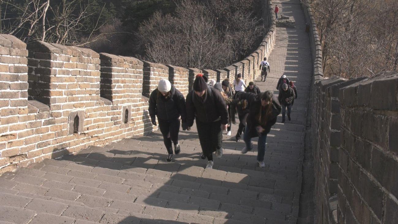Madrileños por el mundo: Pekín