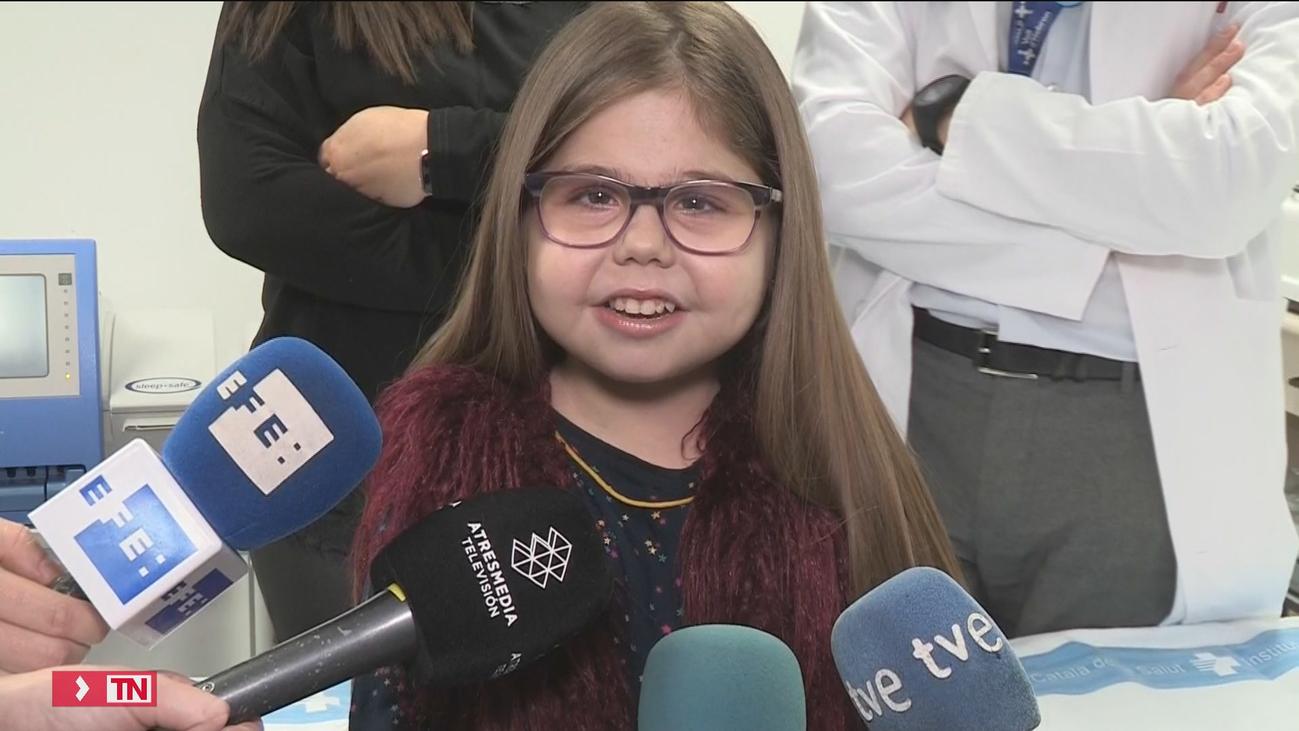 El Vall d'Hebron de Barcelona realiza un triple trasplante de corazón, riñón e hígado a una niña