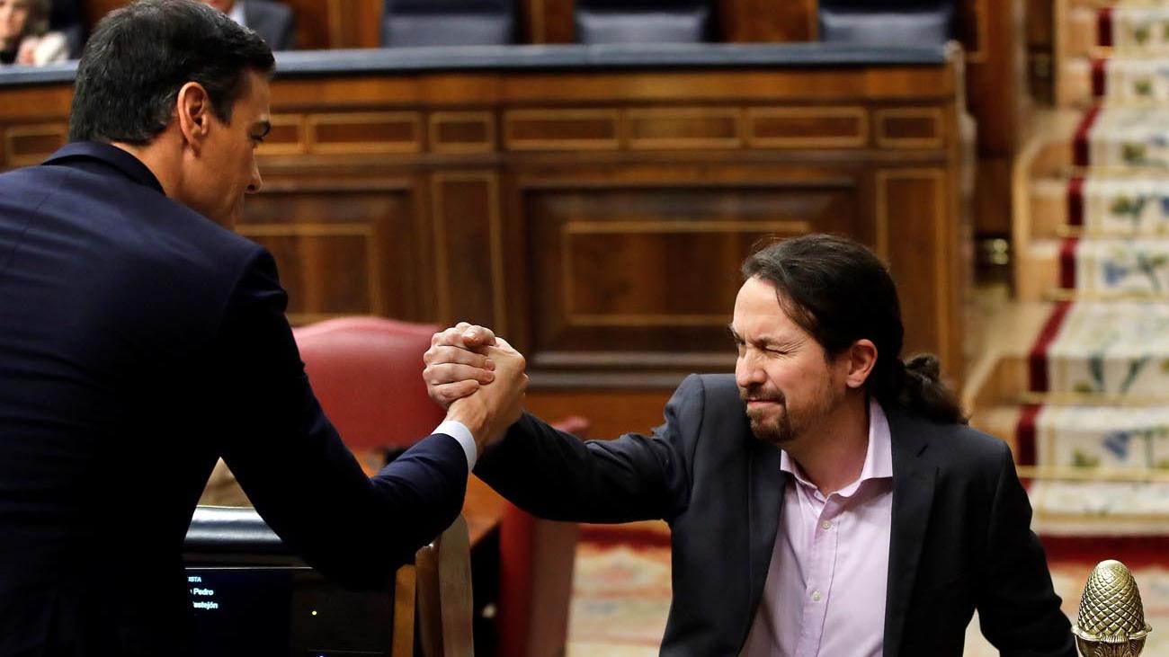Especial Debate de Investidura de Pedro Sánchez (parte 5)