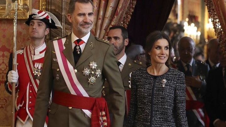 Telemadrid retransmite este miércoles la Pascua Militar, presidida por el rey Felipe VI