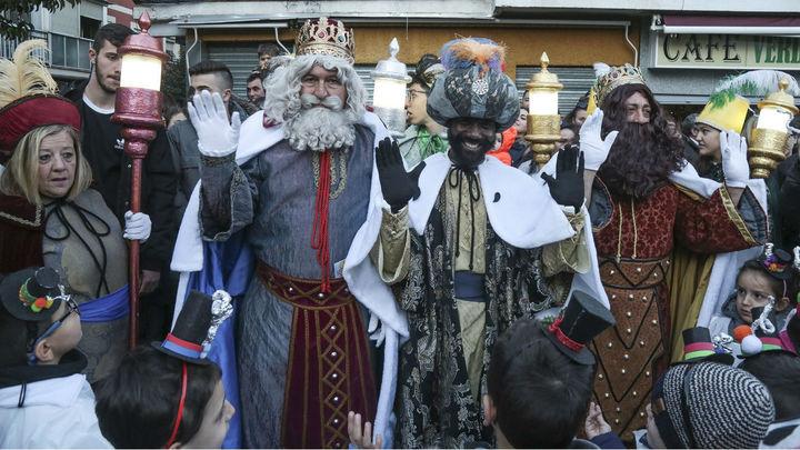 Más de 100.000 personas disfrutaron de la Cabalgata de Leganés