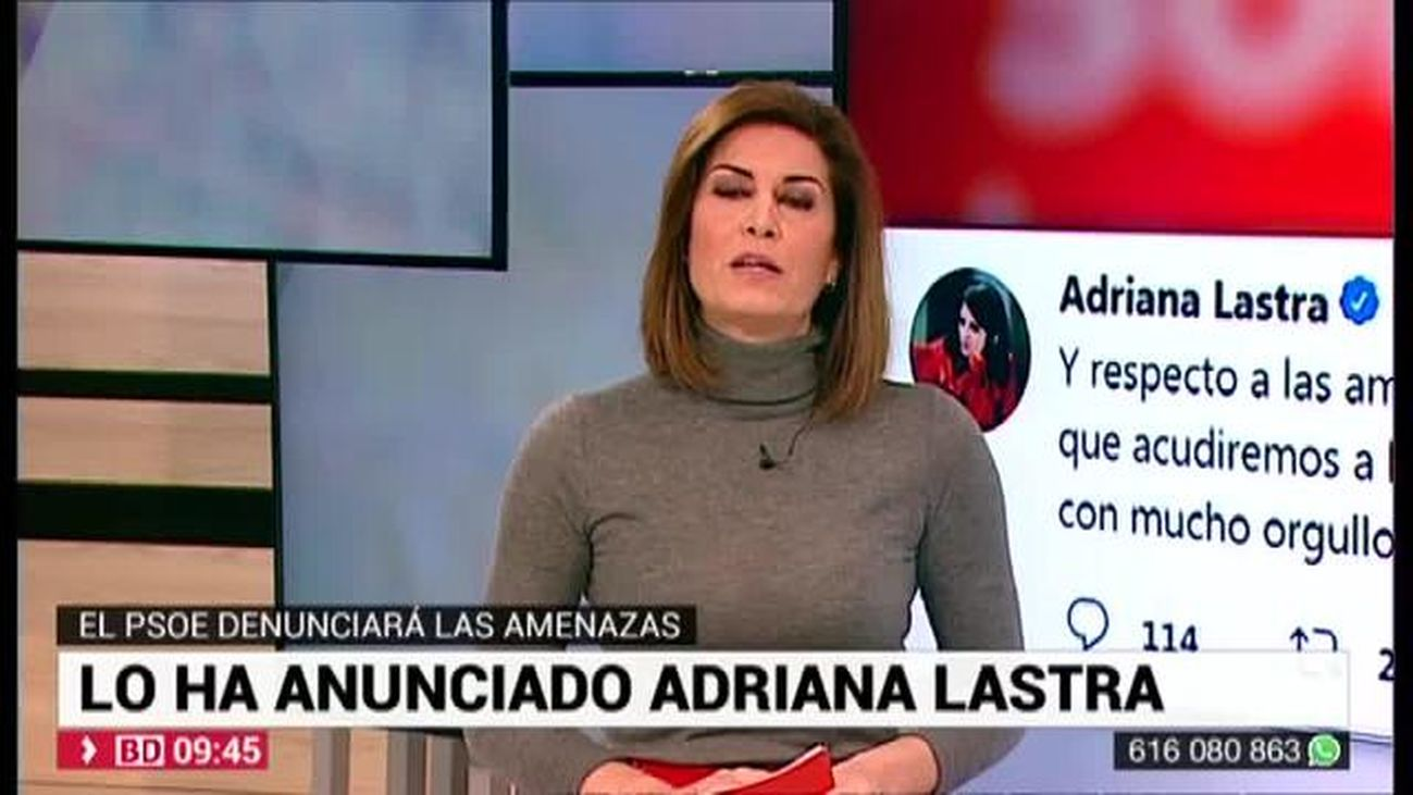 Buenos Días Madrid 07.01.2020 (9.00 - 10.30)