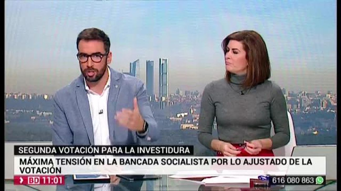 Buenos Días Madrid 07.01.2020 (10.30 - 11.30)