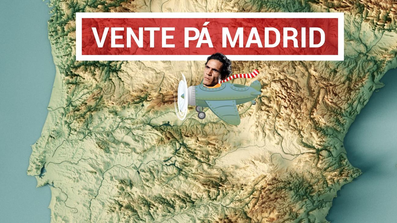 Cavani se deja querer por el Atlético