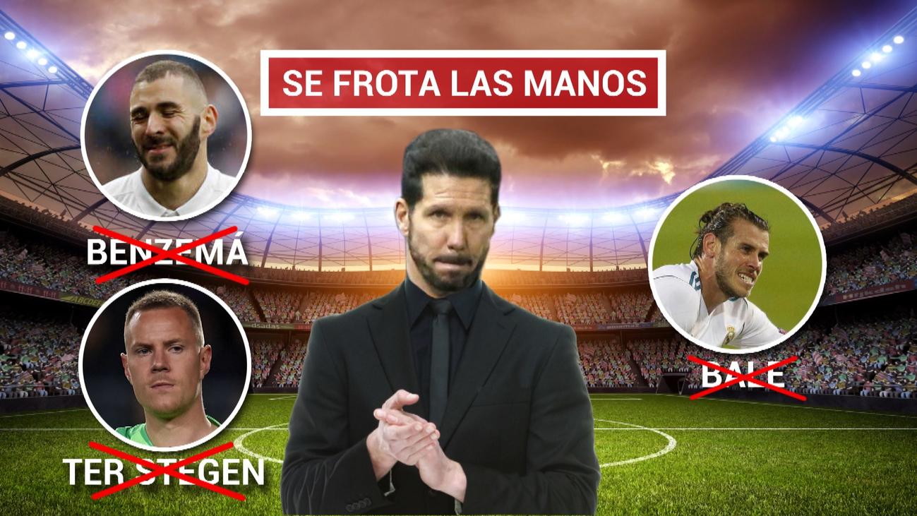 La Supercopa, una buena oportunidad para el Atlético