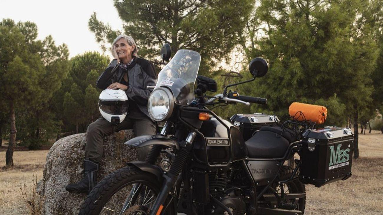 """Marta Insausti: """"Las únicas heroínas son las mujeres de la India que salen cada día adelante"""""""