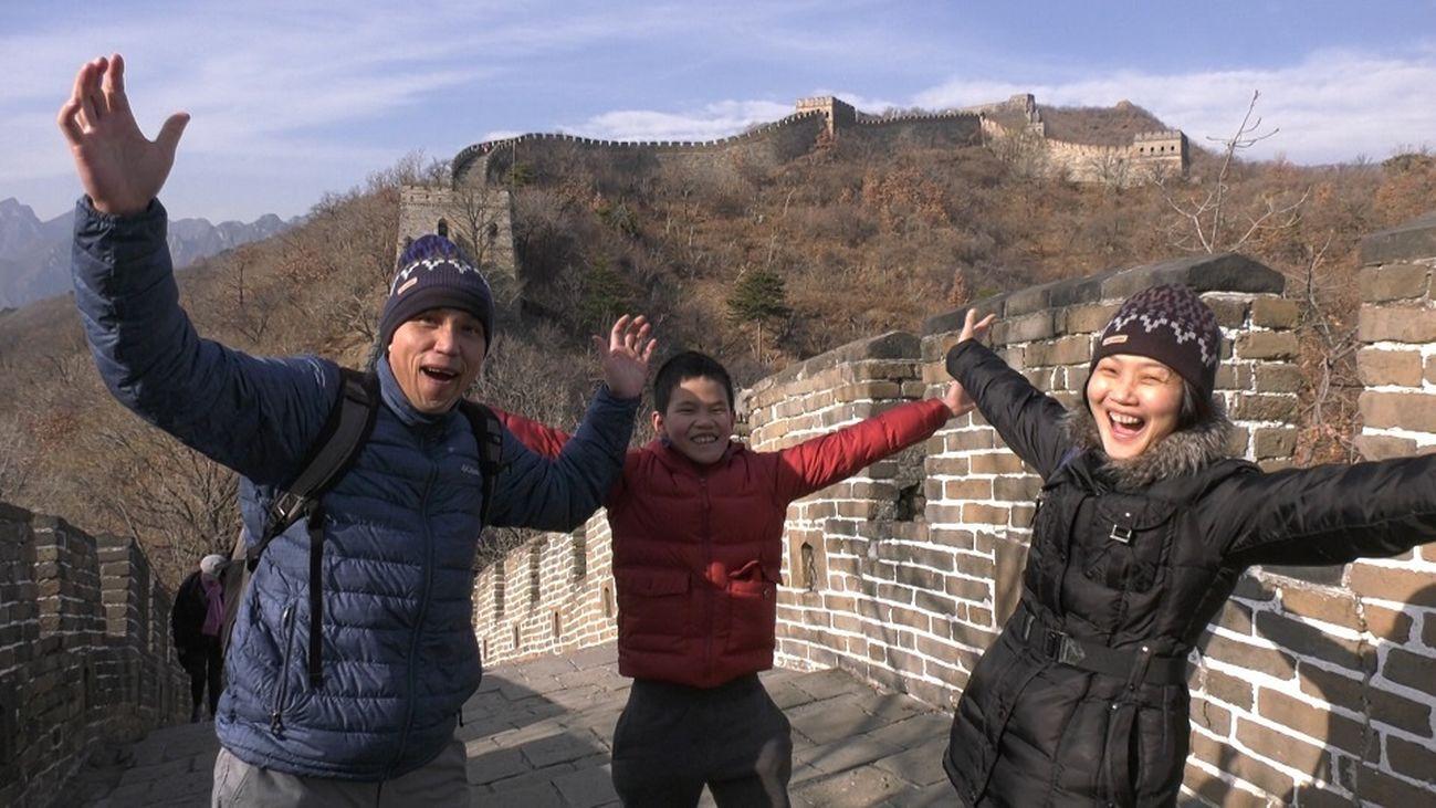 Recorremos la mayor construcción realizada por el ser humano: la Gran Muralla China