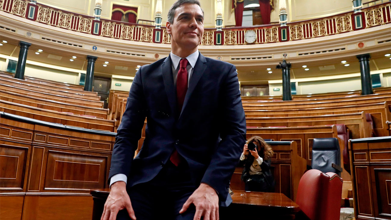 Sánchez anunciará la composición del nuevo Gobierno la próxima semana