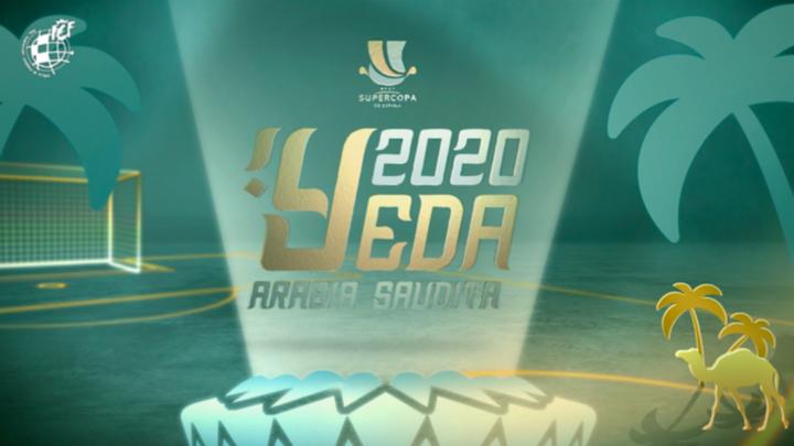 Así es la Supercopa de España 2020