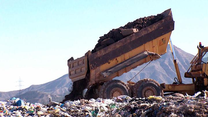 Vallecas protestará en Cibeles frente a llegada de más basura a Valdemingómez