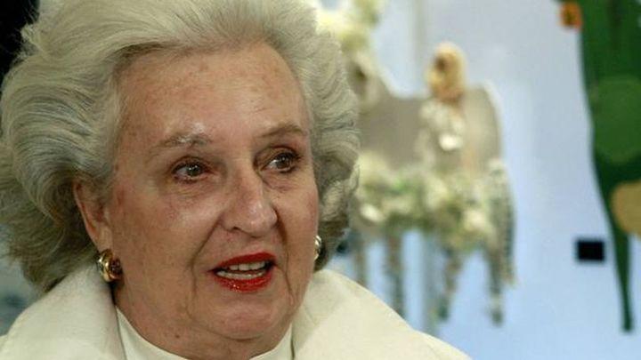 Muere la infanta Pilar, hermana mayor del rey Juan Carlos