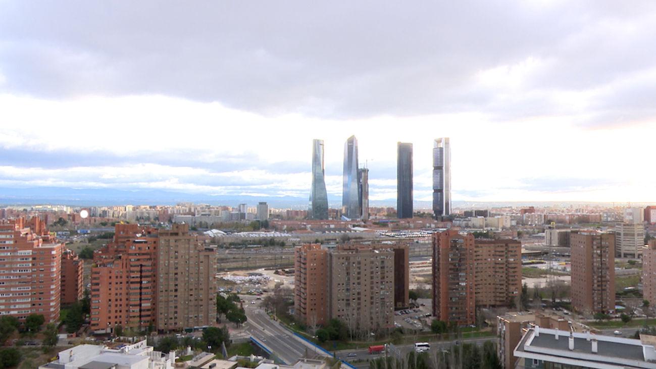 Mi cámara y yo: 'Dentro de un rascacielos'