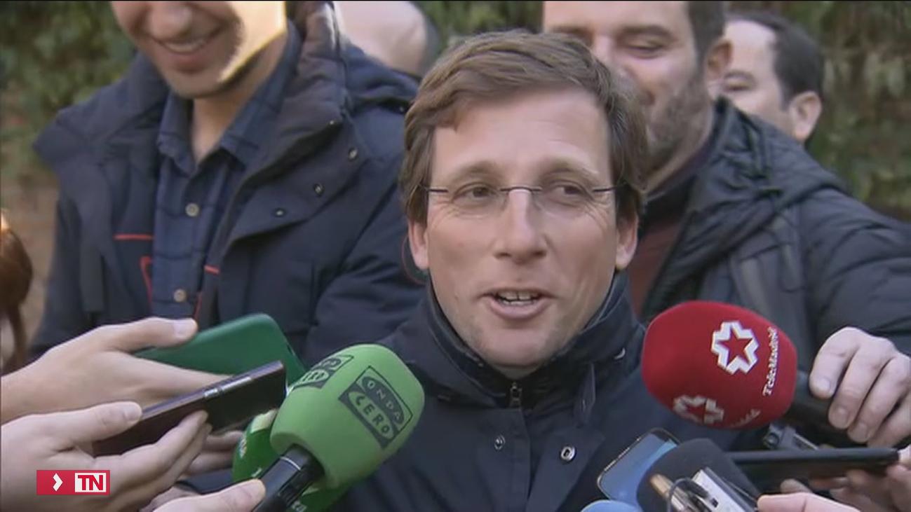 """Almeida a Cifuentes: """"Con el nuevo Gobierno tendremos ya un programa de 'Supervivientes'"""""""