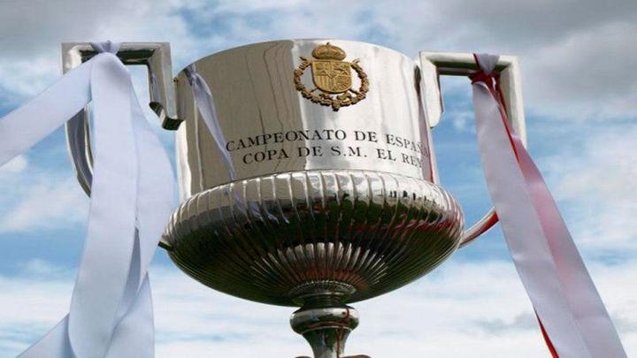 Los equipos de Madrid se ponen el traje de la Copa del Rey