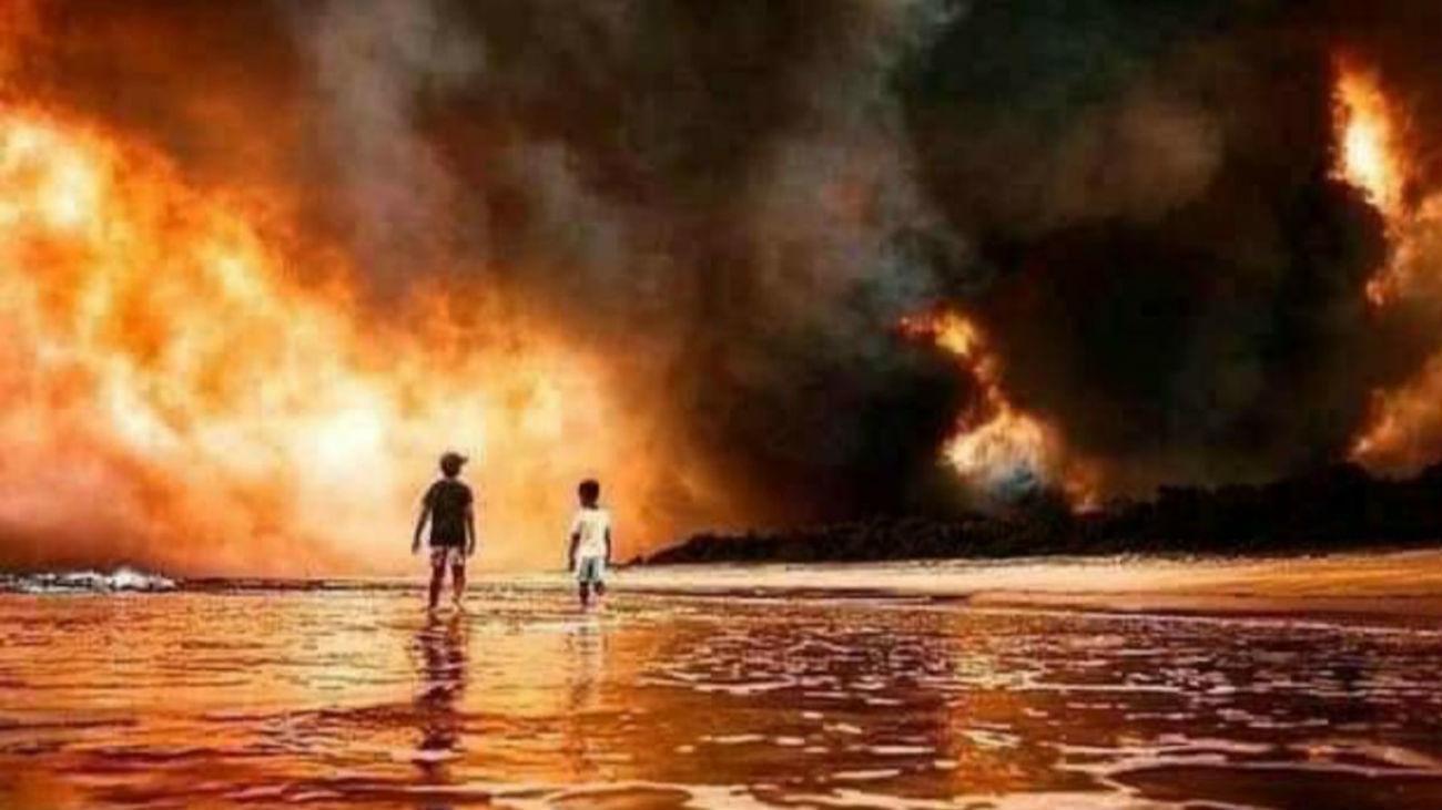 Australia extiende el estado de desastre por el peligro extremo de los incendios