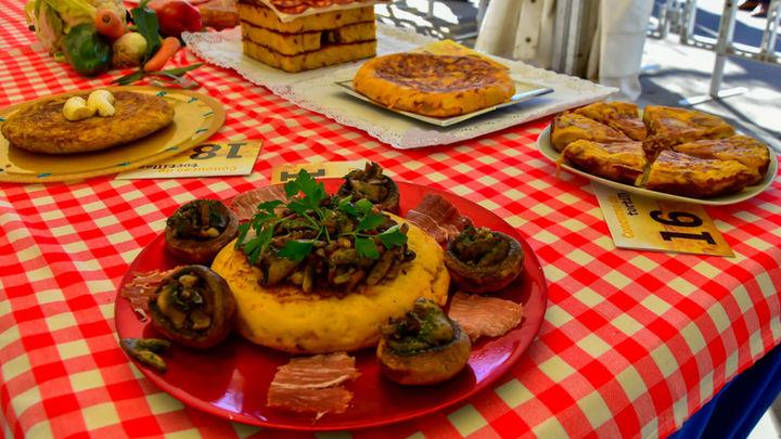 Torrejón celebrará el 'Día de la Tortilla' el primer domingo de febrero