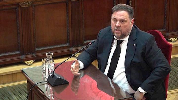 El Supremo mantiene en prisión a Junqueras y afirma que no tiene inmunidad
