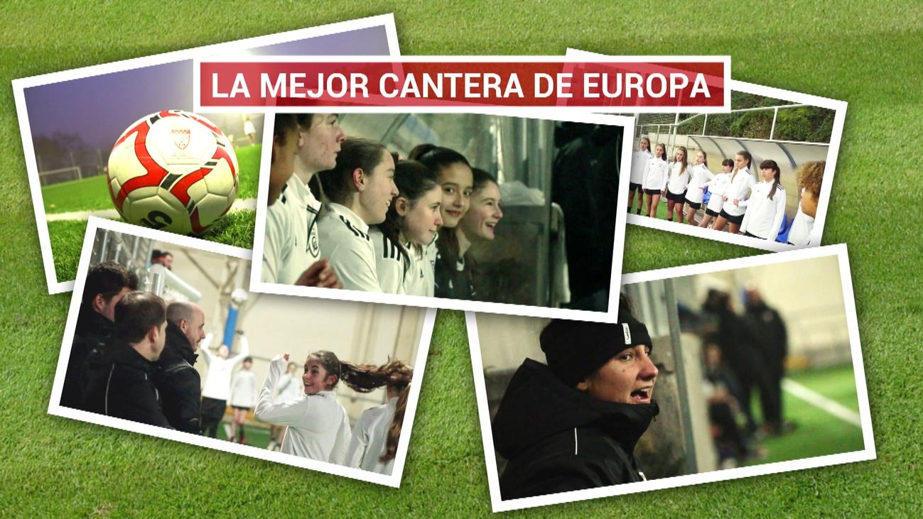 Madrid CFF, un referente en cantera de fútbol femenino