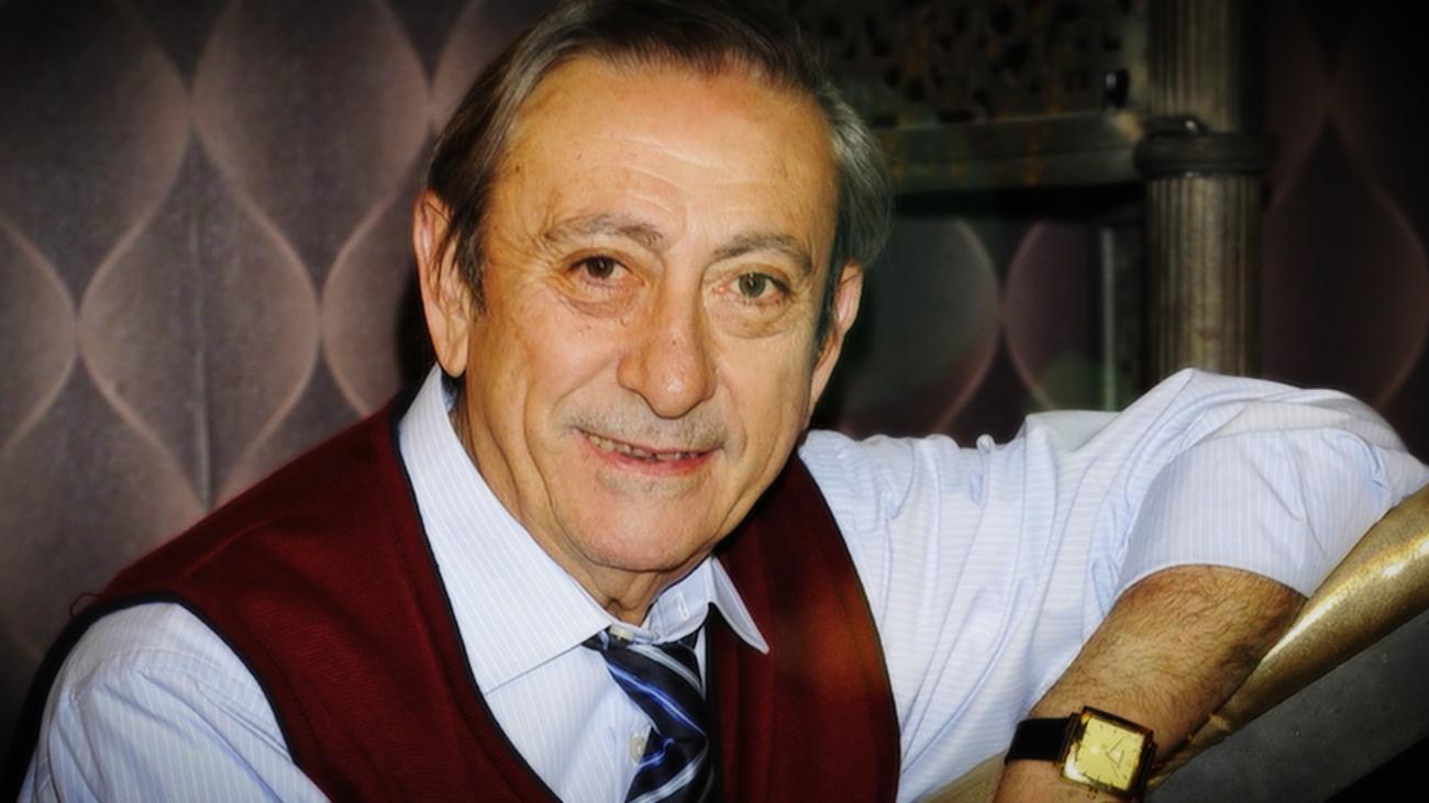 Luis Varela, más de seis décadas en los escenarios