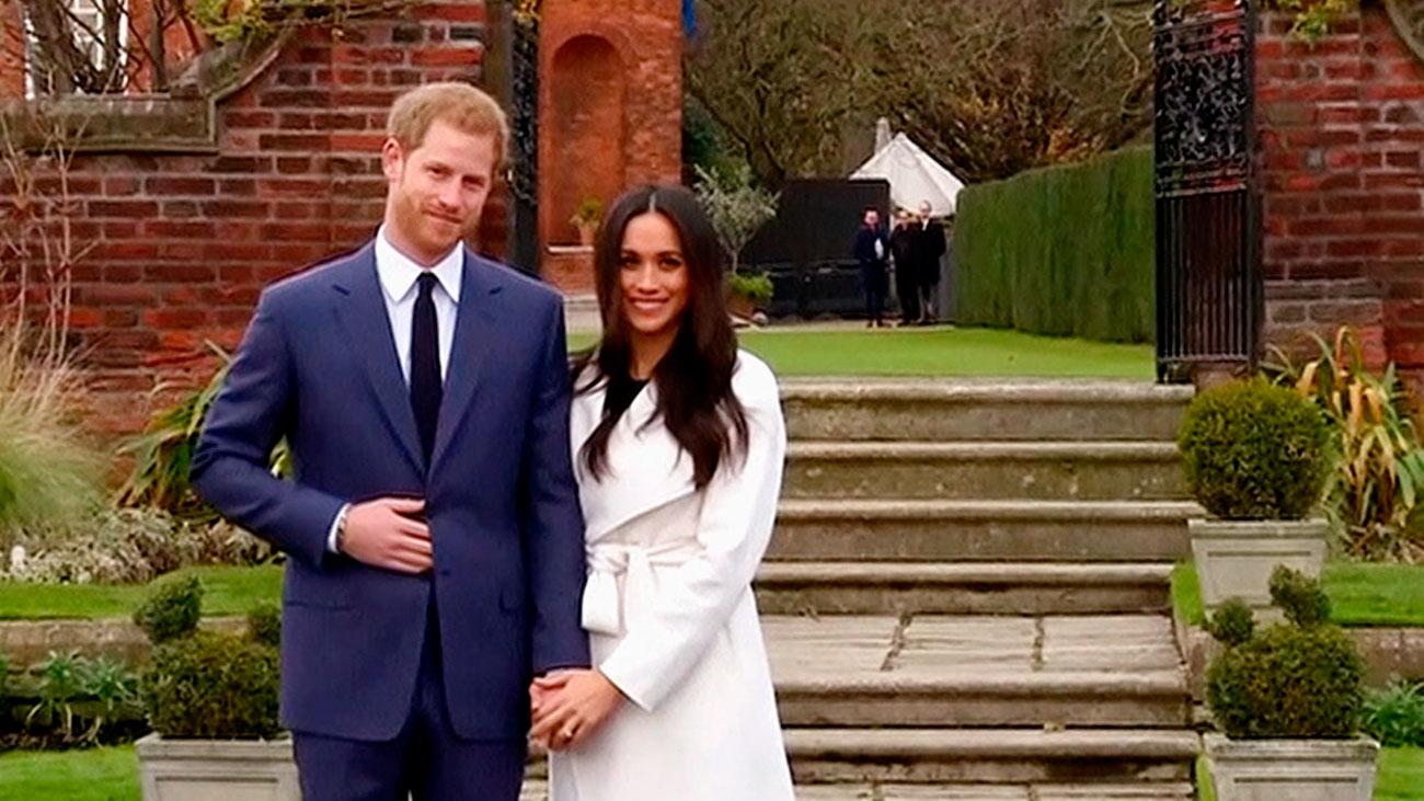 Sorpresa en Reino Unido con el príncipe Enrique y Meghan Markle