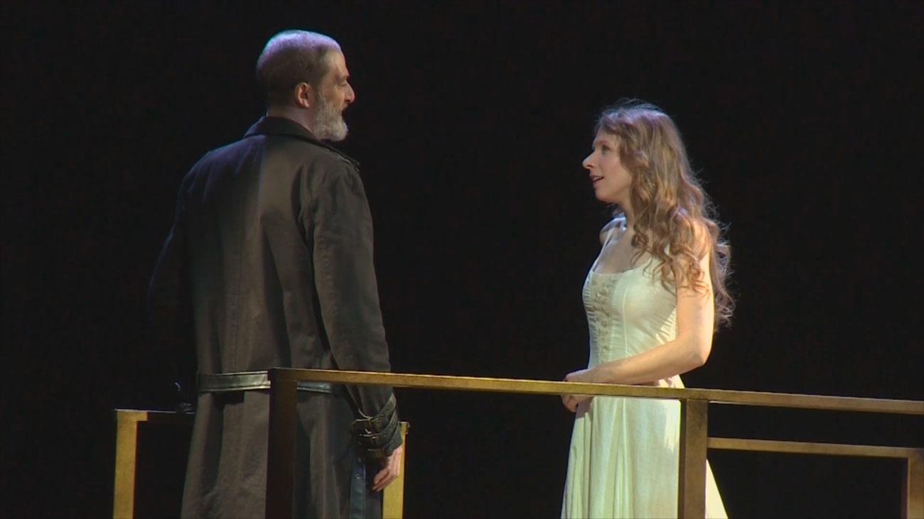 'Drácula, biografía no autorizada' en el Teatro Fernán Gómez de Madrid