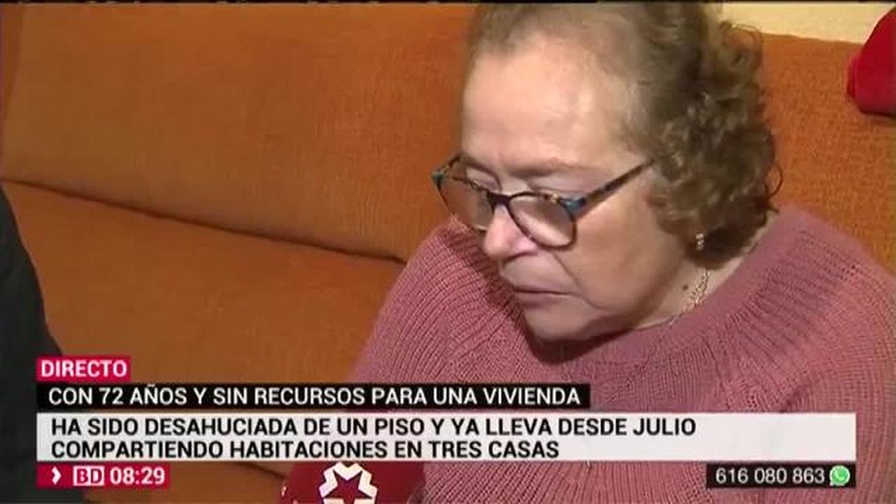 Buenos Días Madrid 10.01.2020 (8.00 - 9.00)