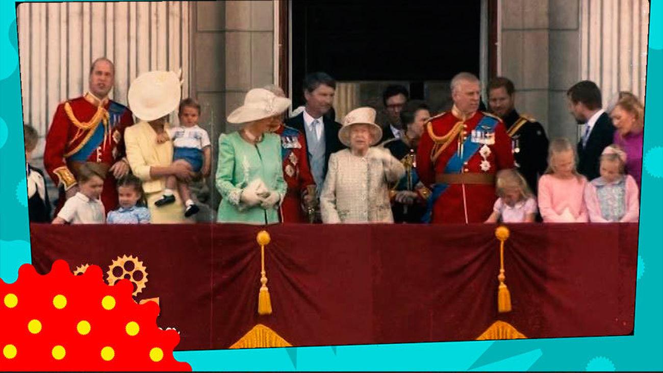 Harry y Meghan no son los únicos, otros escándalos en la Familia Real inglesa