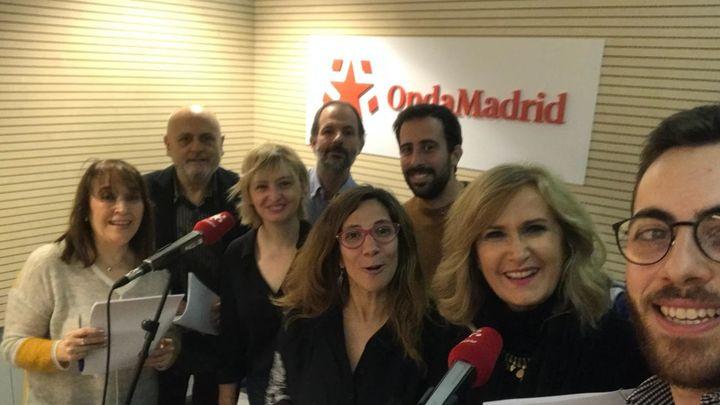 Los García Madroño, capítulo 15: 'La cena de Nochevieja'