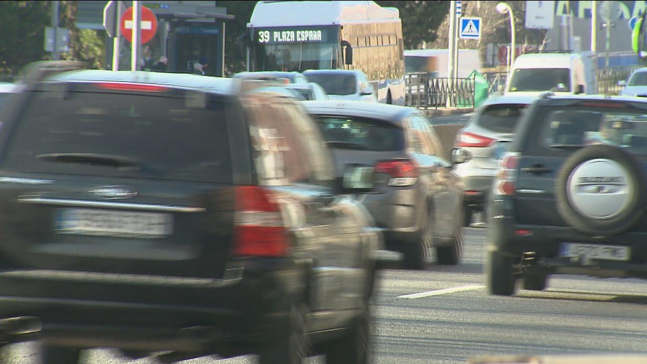 El ruido del tráfico incrementa los ingresos hospitalarios por ansiedad y depresión