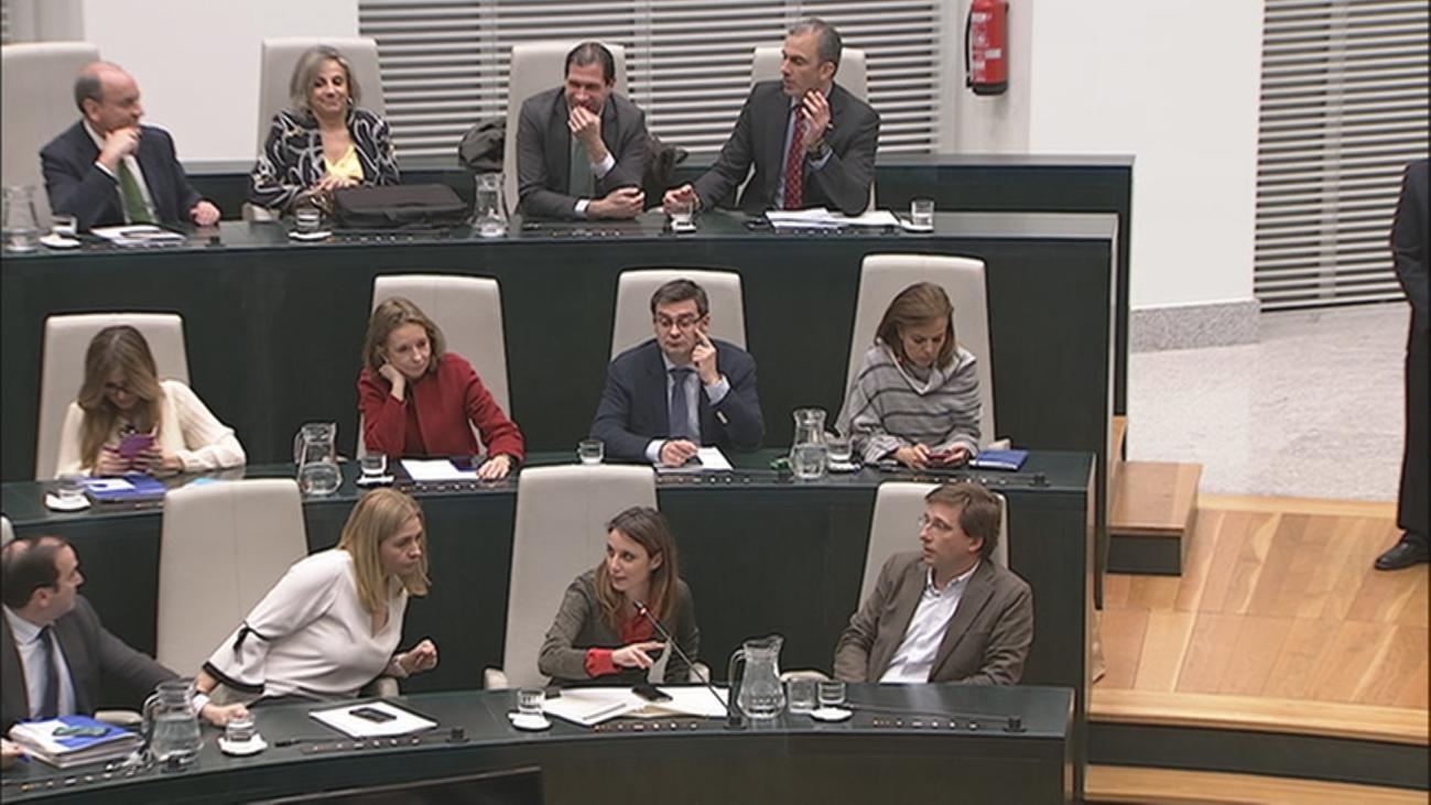El Consistorio vota por tercera vez  contra los residuos del Este en Valdemingómez
