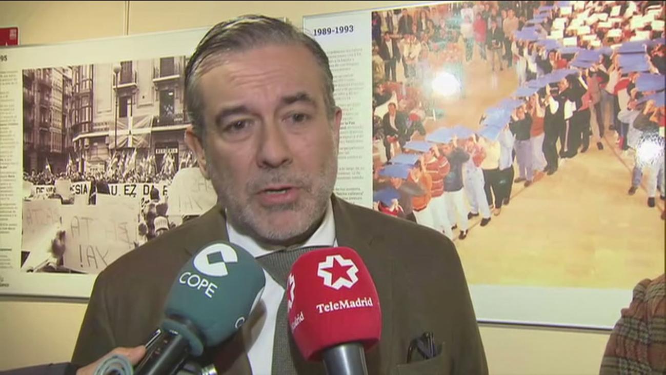 Madrid se personará como acción popular en los casos y actos de terrorismo