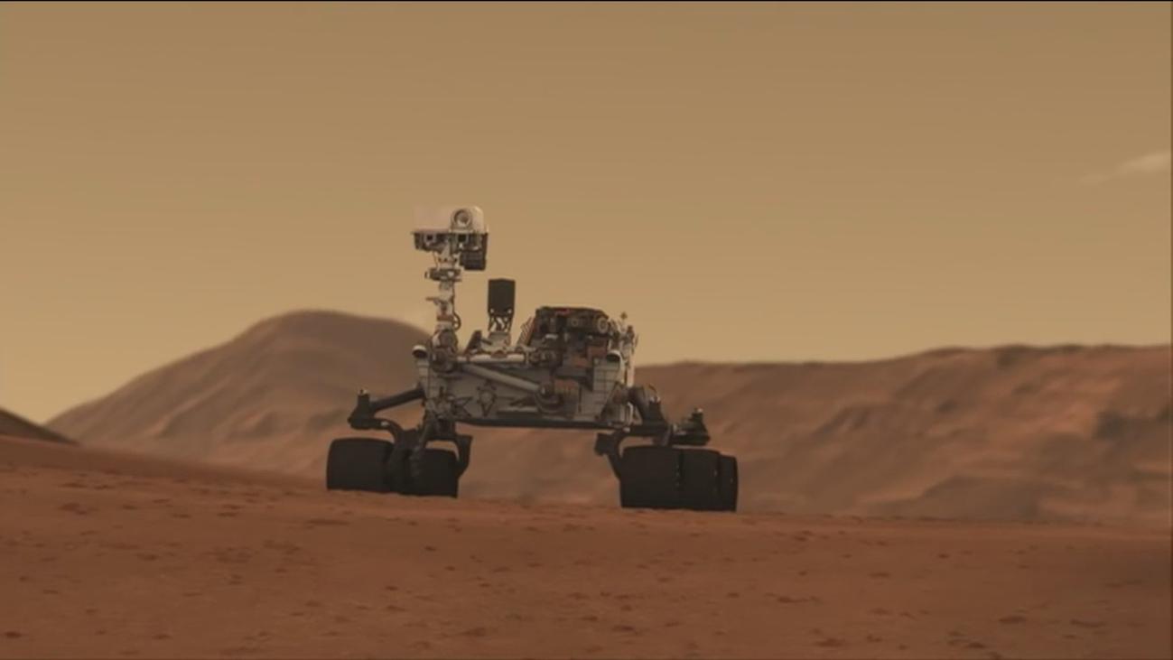 Las extrañas variaciones del oxígeno de Marte atrae a los investigadores