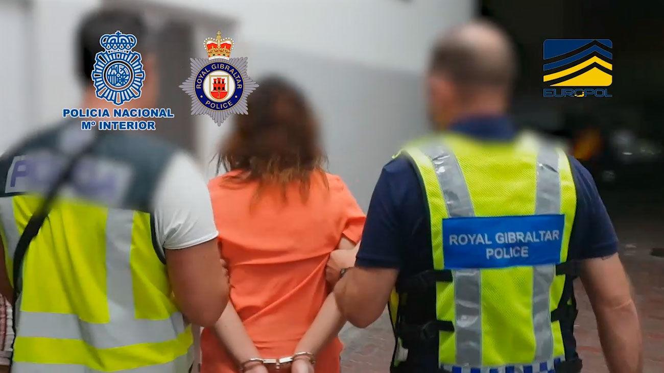 Detenidas 47 personas en una operación contra el tráfico de personas entre Gibraltar y España